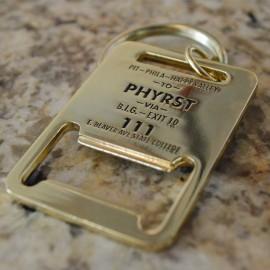 Phyrst Keychain