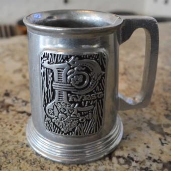 Phyrst Pewter Mug