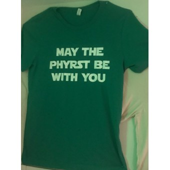 Phyrst be with you