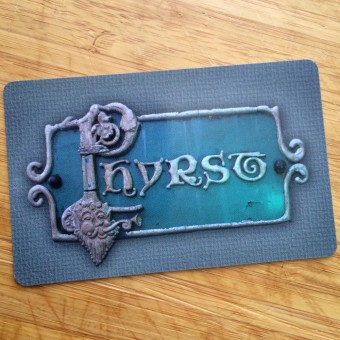 Phyrst Gift Card